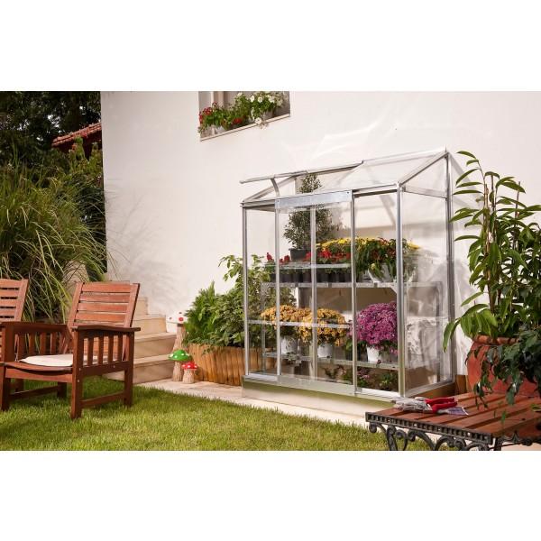Choisissez une serre de jardin qui vous tient au c ur lemondedunet - Serre de jardin prix ...