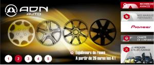 Des accessoires auto à prix bas chez Adn Auto dans Automobile adn-auto-300x127